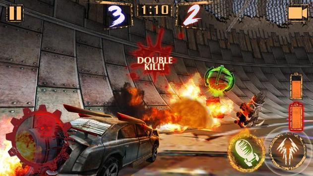 Rocket Car Ball screenshot 2