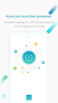 AIFit poster