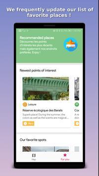 Mappity: Bordeaux travel guide, tramway & walks screenshot 2