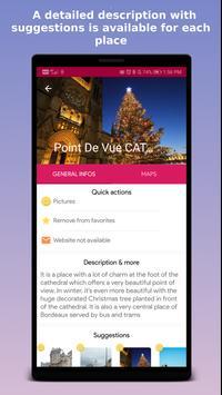 Mappity: Bordeaux travel guide, tramway & walks screenshot 6