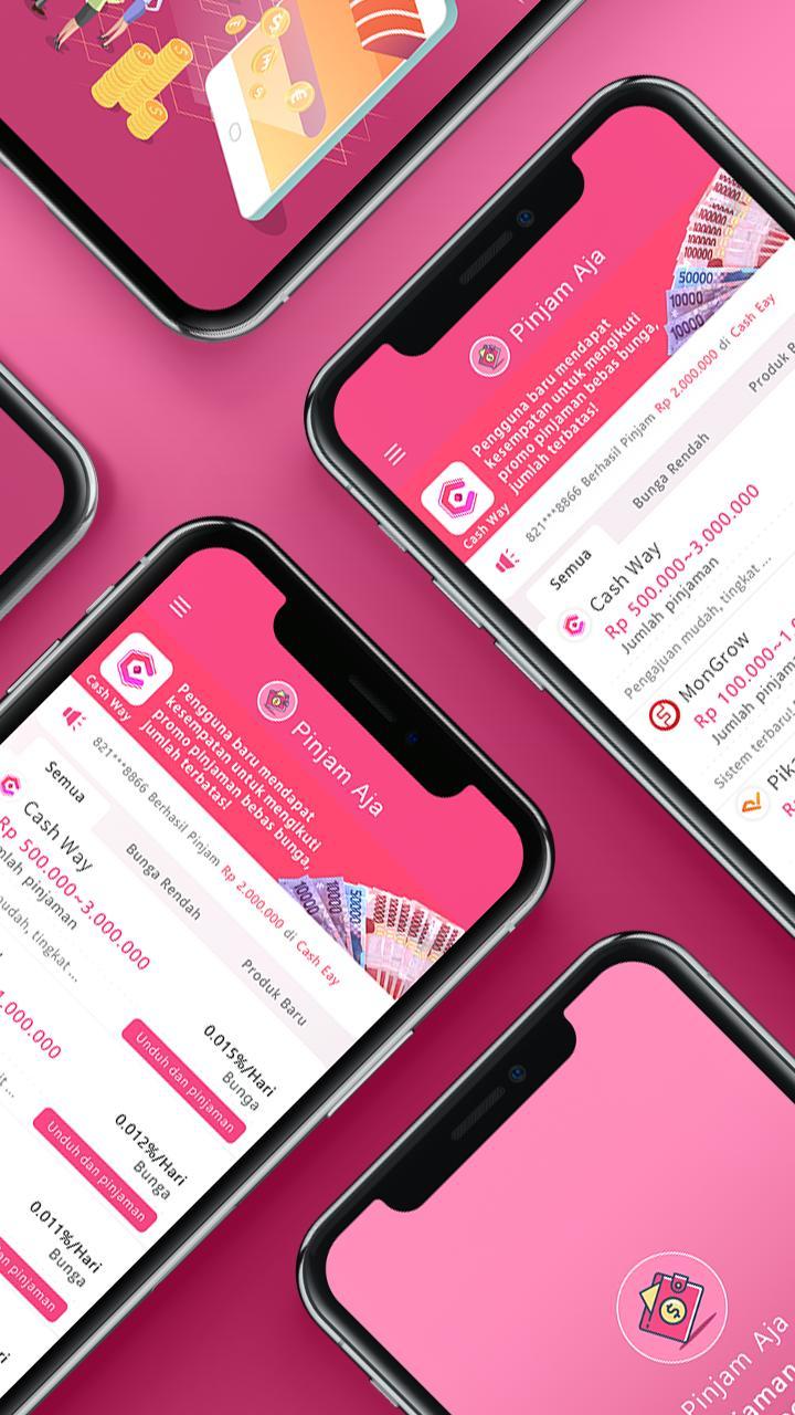 Pinjam Aja Pinjaman Online Mudah Dan Cepat For Android Apk Download
