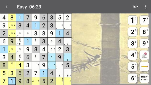 Sudoku screenshot 4