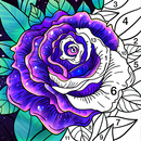Coloring Book - Color by Number & Paint by Number APK