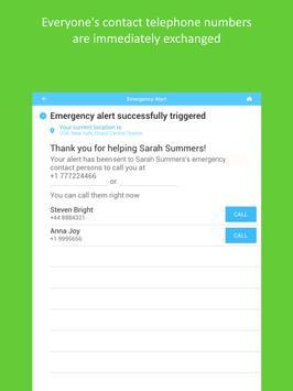iCE Angel – ID™ Global Emergency Medical Alert SOS screenshot 10