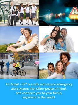 iCE Angel – ID™ Global Emergency Medical Alert SOS screenshot 15