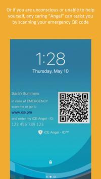 iCE Angel – ID™ Global Emergency Medical Alert SOS screenshot 1