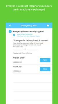iCE Angel – ID™ Global Emergency Medical Alert SOS screenshot 2