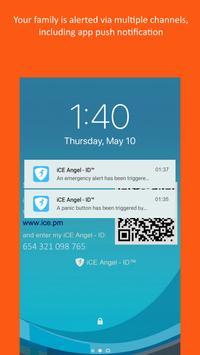 iCE Angel – ID™ Global Emergency Medical Alert SOS screenshot 3