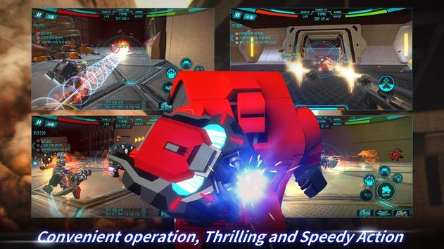 스쿼드플로우M : 배틀 아레나 Screenshot 4