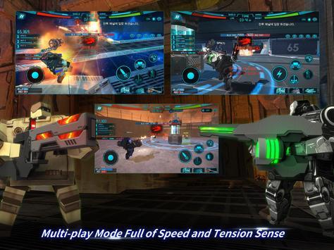 스쿼드플로우M : 배틀 아레나 screenshot 8