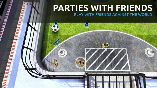Soccer Rally screenshot 1