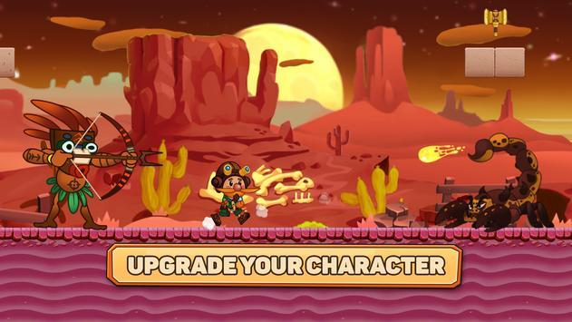 Jake's Adventure: Super platform jumping games 🍀 poster