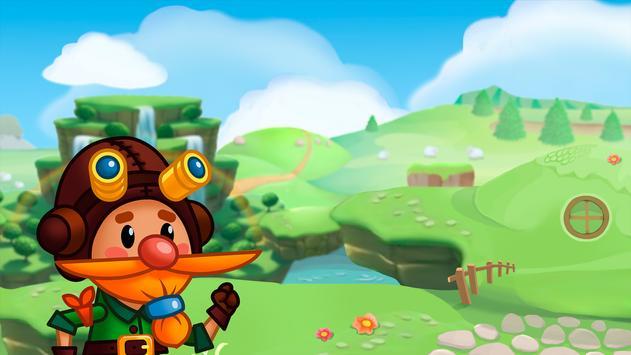 Jake's Adventure: Super platform jumping games 🍀 screenshot 15