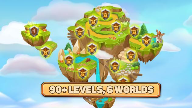 Jake's Adventure: Super platform jumping games 🍀 screenshot 1