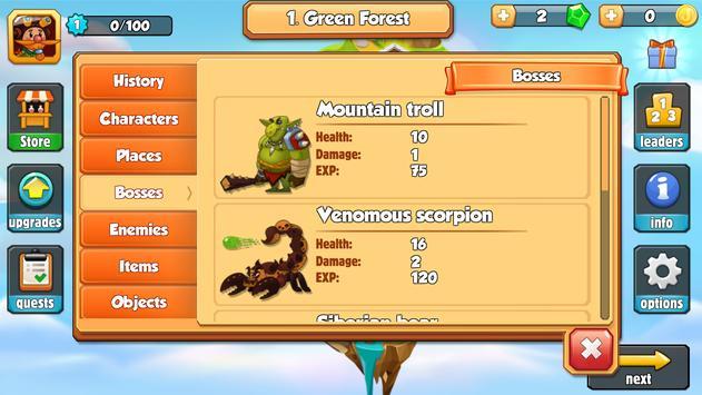Jake's Adventure: Super platform jumping games 🍀 screenshot 4