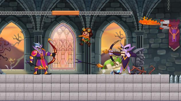 Jake's Adventure: Super platform jumping games 🍀 screenshot 5