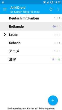 AnkiDroid Screenshot 2