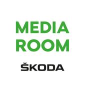 ŠKODA Media Room icon