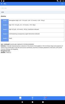 CTCAE plus (v5.0+v4.03+v3.0) ảnh chụp màn hình 5
