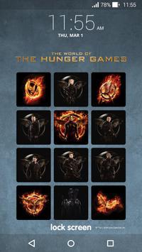 The Hunger Games® Lock Screen screenshot 2