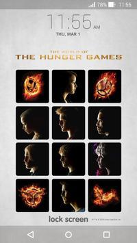 The Hunger Games® Lock Screen screenshot 3