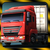 Real Truck Parking 3D icon
