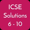 All ICSE Solutions