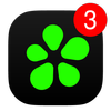 ICQ Messenger: Video Calling App & Chat Rooms icon
