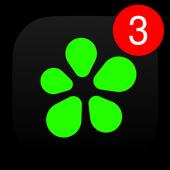 ICQ -  ビデオチャット&音声通話 アイコン