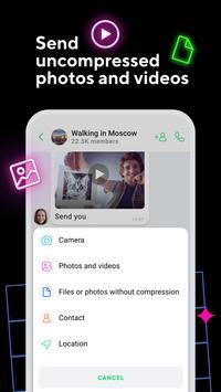 icq gratis videogesprekken screenshot 4