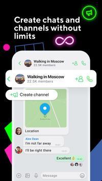 icq gratis videogesprekken screenshot 5