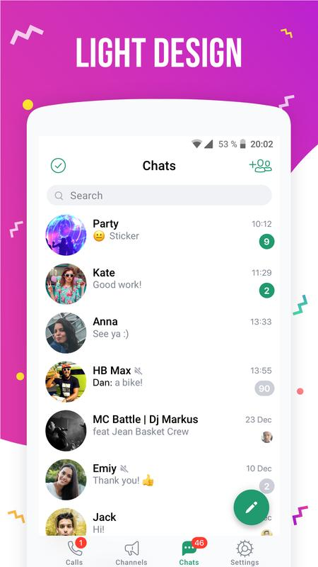 Free icq & free video calls-chat tips for android apk download.