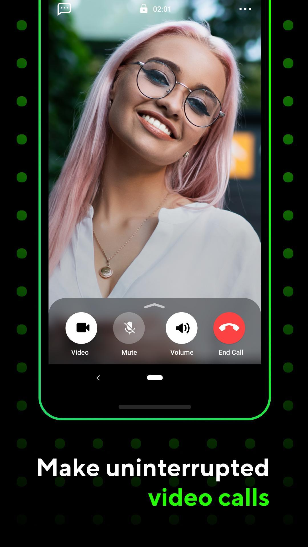ICQ Messenger: Video Calling App & Chat Rooms for Android