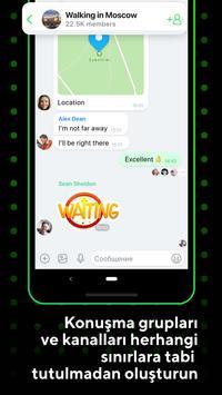 ICQ: görüntülü konuşma ve sohbet. Messenger & Chat Ekran Görüntüsü 1