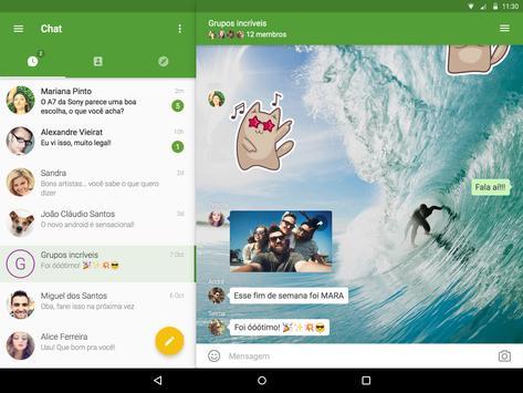 ICQ Messenger: conversas grátis e videoconferência imagem de tela 10