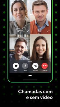ICQ Messenger: conversas grátis e videoconferência imagem de tela 2