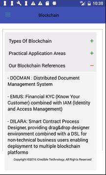 iCredible Corporate App screenshot 1