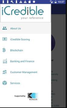 iCredible Corporate App screenshot 2
