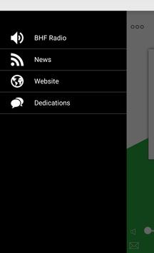 BHF Radio screenshot 1