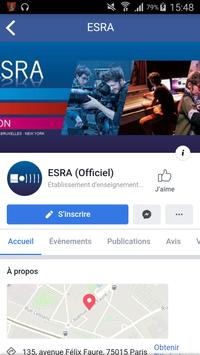 Esradio ISTS screenshot 1