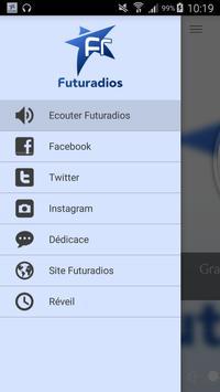 Futuradios officiel screenshot 1