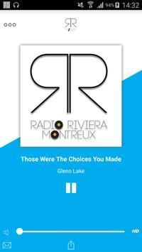 Radio Riviera Montreux poster
