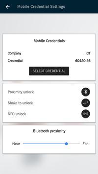 Protege Mobile स्क्रीनशॉट 2