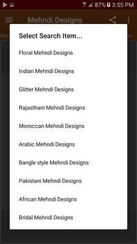 Mehndi Designs screenshot 4
