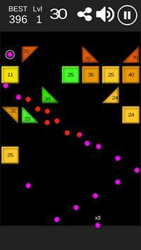 balls bricks breaker screenshot 1