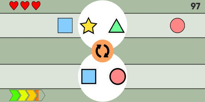 💥Pop Shapes⭐ - Free Addictive Hard Games To Play poster