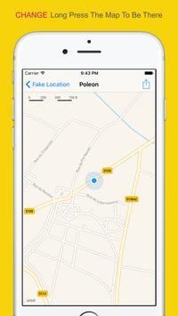 Location Faker screenshot 1