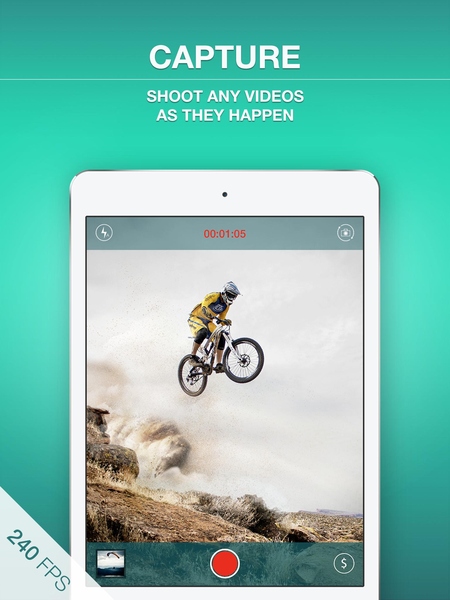 Slow Motion Camera Free for Android - APK Download