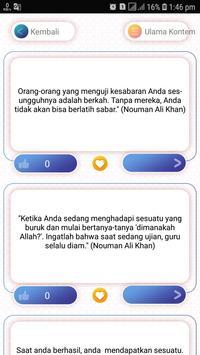 Kata Mutiara Bijak Islami screenshot 10