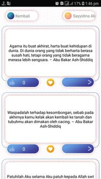 Kata Mutiara Bijak Islami screenshot 6